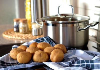 aardappelen water besparen