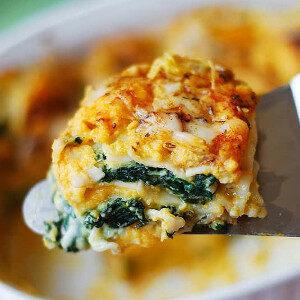 vegetarisch lasagne