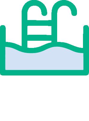 olympische zwembaden